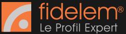 logo fidelem logiciel vente plans de travail