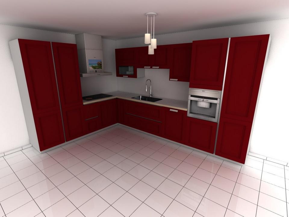 image 3d kitchen kodes3d
